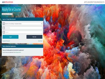 AUB Online Applications