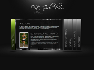 Fit Girl Slim Thumbnail
